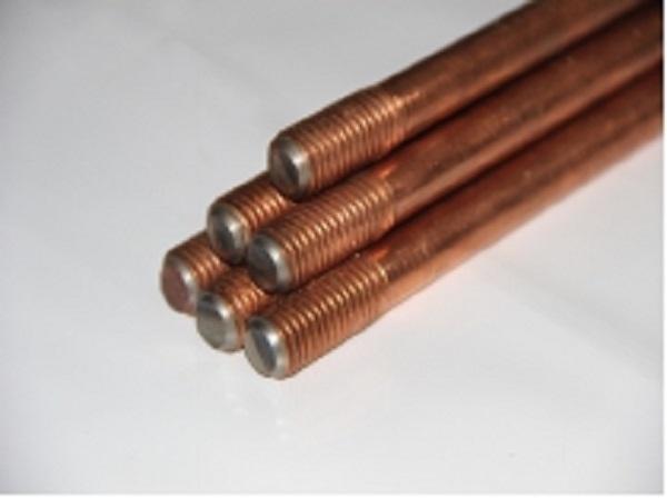 镀铜钢接地棒