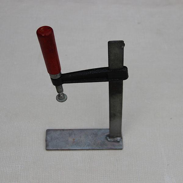 放热焊接F夹